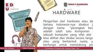 Pembelajaran Komputer & Jaringan Dasar | Hardware & Software screenshot 5