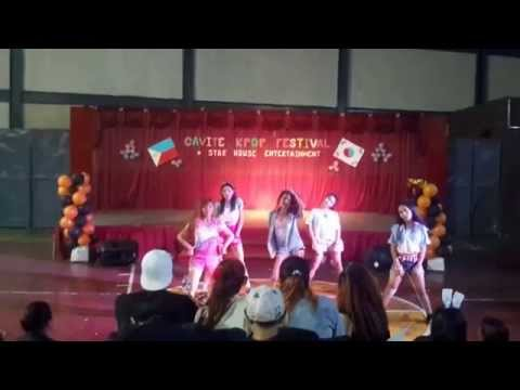JinX MinX Cover Group @CKFestival 2015