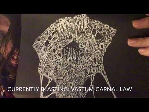 Vital Vinyl Vlog: Vastum Appreciation-Carnal Law