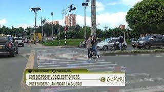 Con dispositivos electrónicos pretenden planificar la ciudad