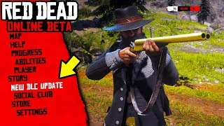Exactly WHAT CHANGED Today in the New Red Dead Online Update... (RDR2 Online DLC Update)