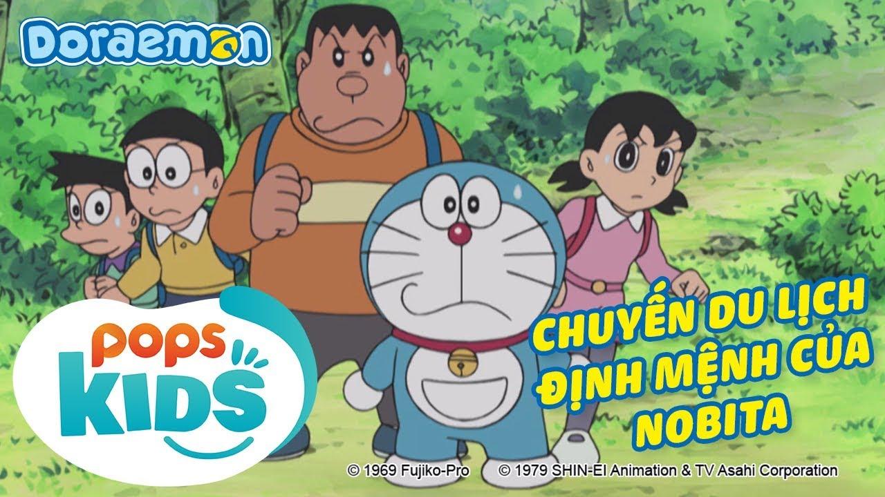 [S7] Doraemon Tập 354 – Chuyến Du Lịch Định Mệnh Của Nobita – Hoạt Hình Tiếng Việt
