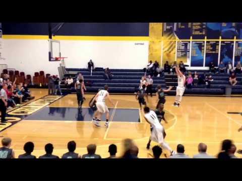 Delano Smith 6'0 Combo Guard C/O 18 Toledo Christian Schools Toledo Ohio.