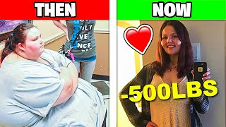 10 My 600-lb Life Before & After YOU MUST SEE!