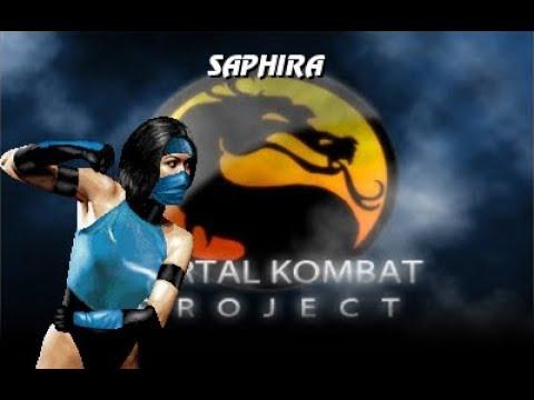 MKP 4.1 Season 2.9 (MUGEN) - Saphira Playthrough