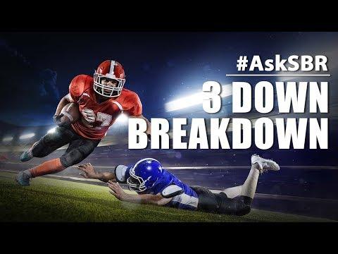 The 3 Down Breakdown | CFL Best Bets For Week 5