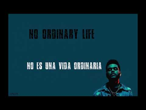 The Weeknd - Ordinary Life (español-inglés) ⚡