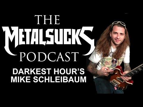 DARKEST HOUR's Mike Schleibaum on The MetalSucks Podcast #64