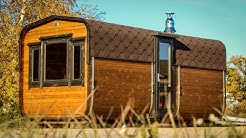 Tiny House Pod Delivered Ready To Live In