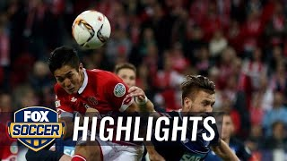 FSV Mainz 05 vs. 1899 Hoffenheim - 2015–16 Bundesliga Highlights