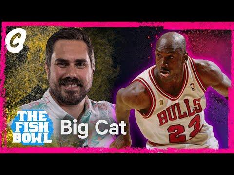 "Michael Jordan was poisoned by Utah Fans -- Dan ""Big Cat"" Katz from Barstool Sports | Chalk Media"