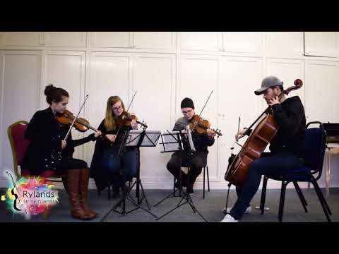Perfect by Ed Sheeran - Rylands String Quartet cover