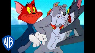 Tom & Jerry | Tom's Screams! | Classic Cartoon Compilation | WB Kids