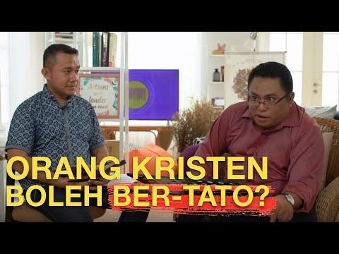 Orang Kristen Boleh Ber-TATO? #PijarTV