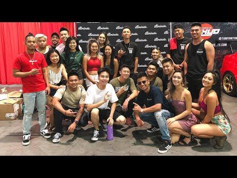 Illiminate at Tuned In Tokyo Las Vegas!!!