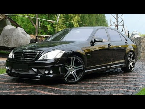 Mercedes Benz S Class W221 стоимость обслуживания