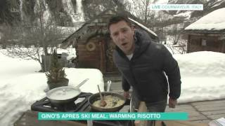 Gino D'Acampo's Four-Cheese Risotto Recipe | This Morning