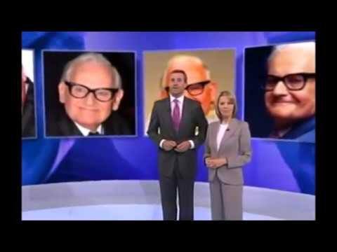Ronnie Barker obituary (David Frost interview, ITV1, 2005)