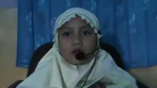 Hafalan Surah Al Qalam Merdu Anak Perempuan