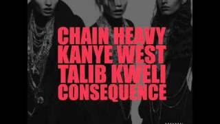 Kanye West Chain Heavy official song with mp3 download