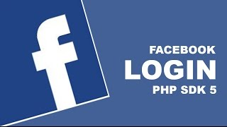 Facebook Login with php sdk 5