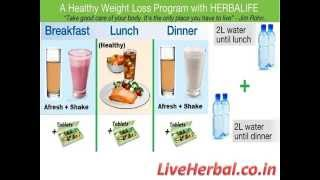 Herbalife Weight Loss Program Explained