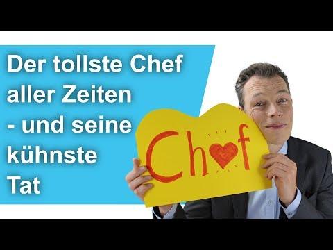 Der Chef, den ich nie vergessen werde YouTube Hörbuch Trailer auf Deutsch