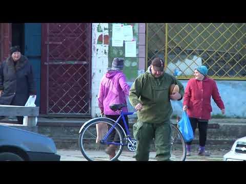 Суспільне Житомир: Розкуповують крупи, цукор і хліб. У сільських магазинах через карантин з'явився дефіцит продуктів