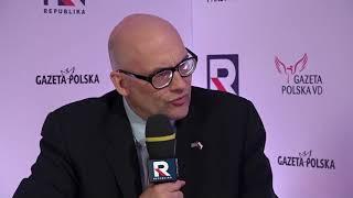 JOHN ARMSTRONG - (radca ambasady USA w Polsce) - POLSKA - kraj bohaterów!