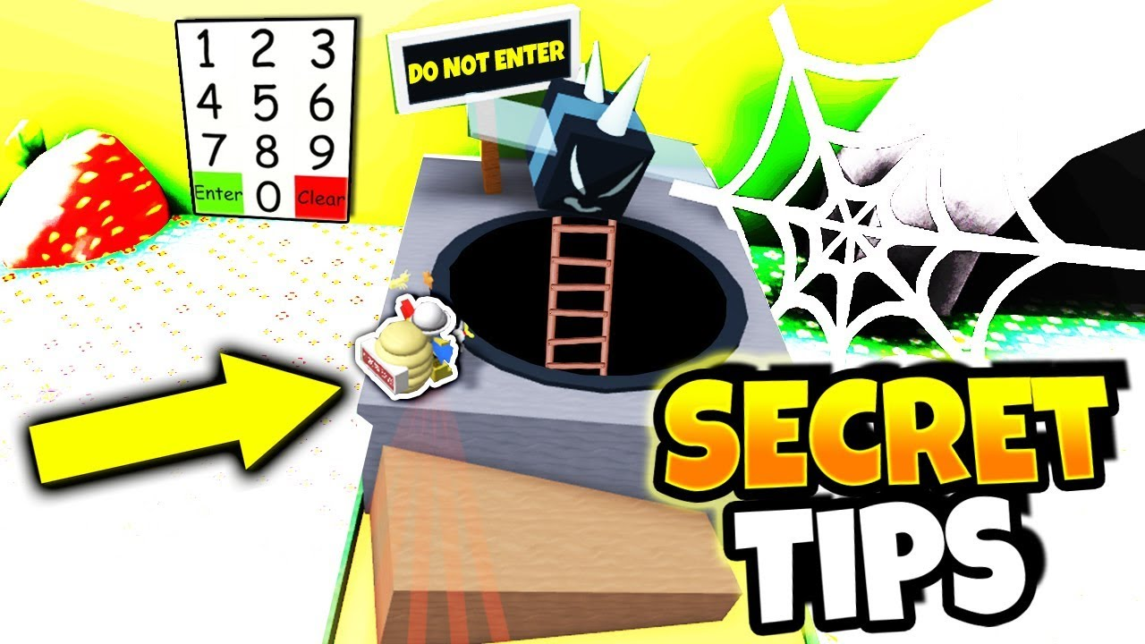 James Tips Roblox Bee Swarm 7 Roblox Secrets I Wish I Knew Bee Swarm Simulator Update Youtube