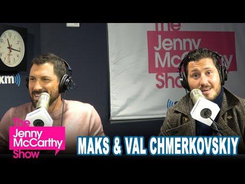 Maks & Val Chmerkovskiy on The Jenny McCarthy Show