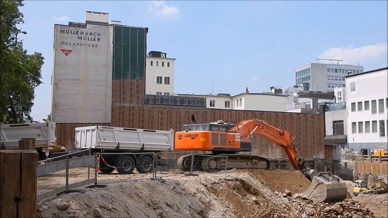Baustelle Köln