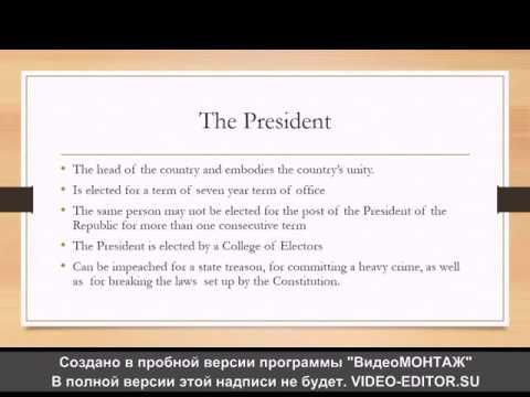 Semi-presidential & Parliamentary systems in Armenia