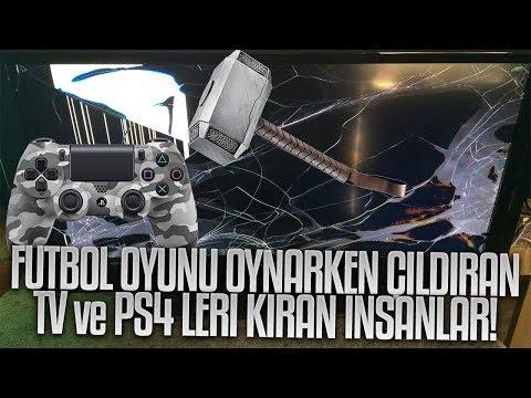 FIFA OYNARKEN ÇILDIRAN INSANLAR!