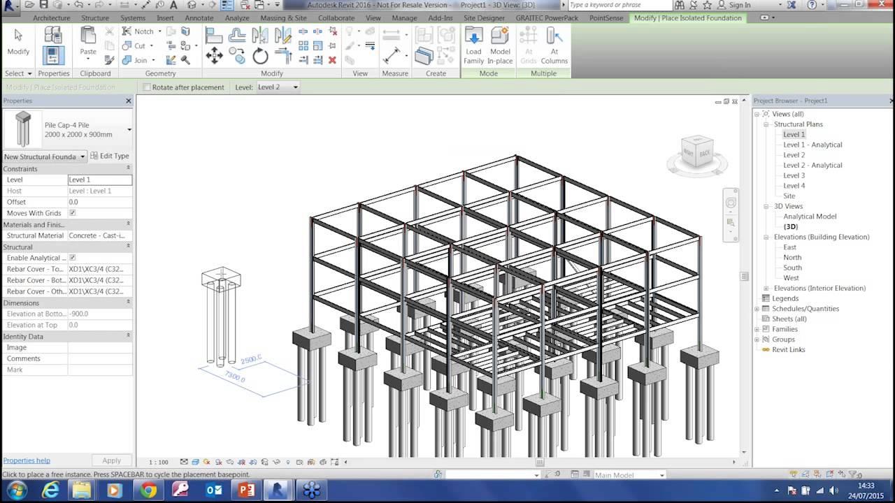 Autodesk Revit Structure Webinar - YouTube
