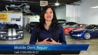 Mobile Dent Repair Aurora Review - (720) 999-9127 - 5 Star Reviews
