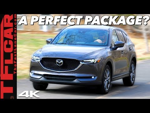 Top 10 Reasons the 2019 Mazda CX-5 Is the BEST Crossover You AREN'T Buying!