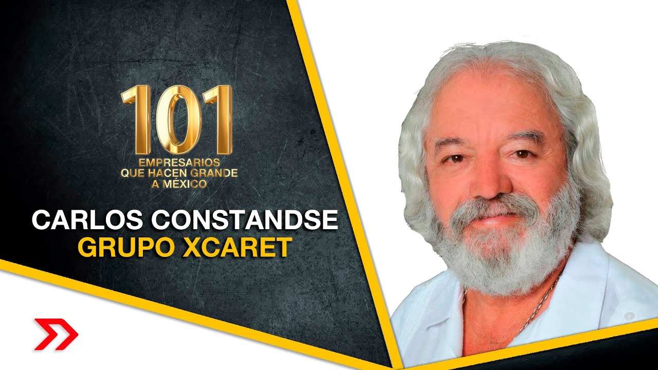 Carlos Constandse, el gran pionero y constructor de Cancún - YouTube