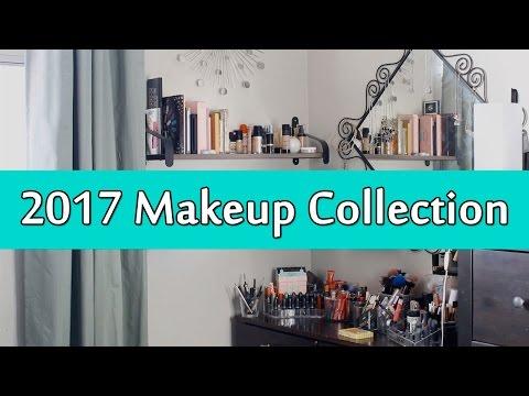2017 Makeup Collection & Storage | Makeup Your Mind