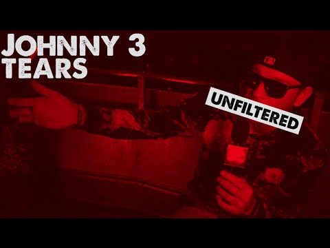 Hollywood Undead's Johnny 3 Tears: Unfiltered