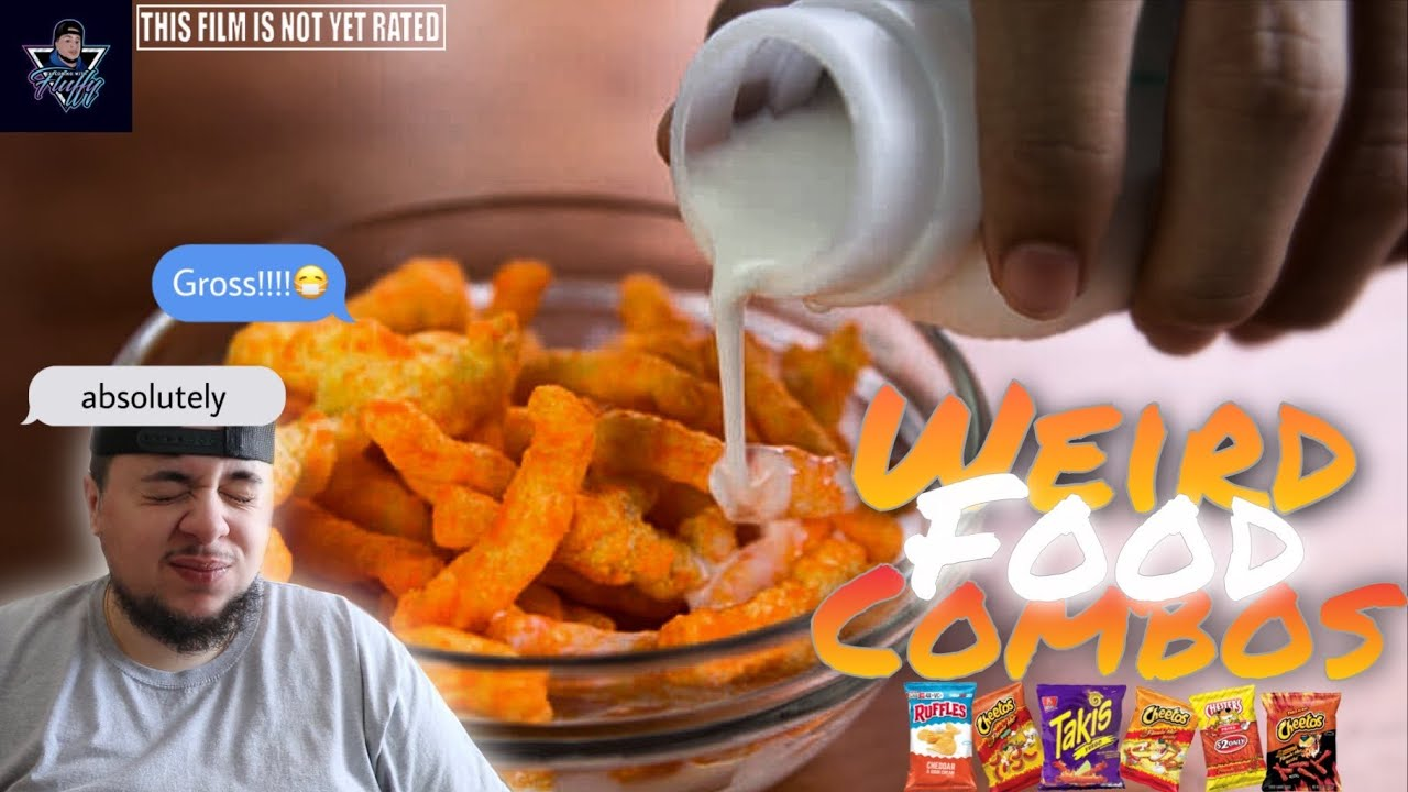 12 WEIRD FOOD COMBOS DO NOT TRY I THREW UP!!! 🤮