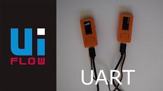 UIFlow для начинающих. Урок 13. Что такое UART?