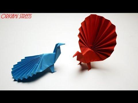 Все виды оригами из бумаги