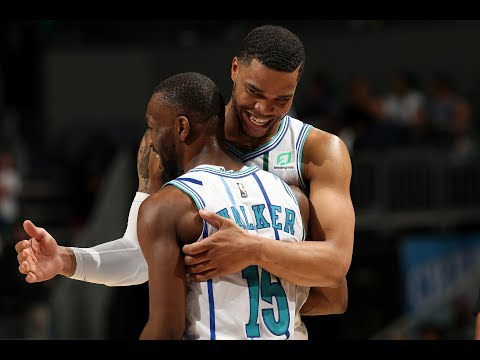 Kemba Walker And Charlotte Hornets Go On 30-5 Run To Close Out Boston Celtics