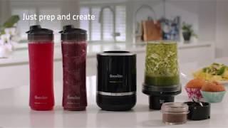 Breville Blend Active Food Prep Blender VBL212