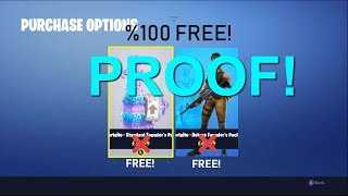 FORTNITE SAVE THE WORLD FOR FREE GLITCH PROOF!!!! *READ DESC