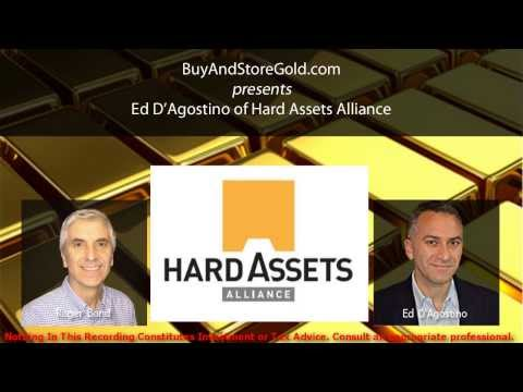Hard Assets Alliance - Find Out What Form of Gold Others Buy And Where They Store It - Plus Much Mor