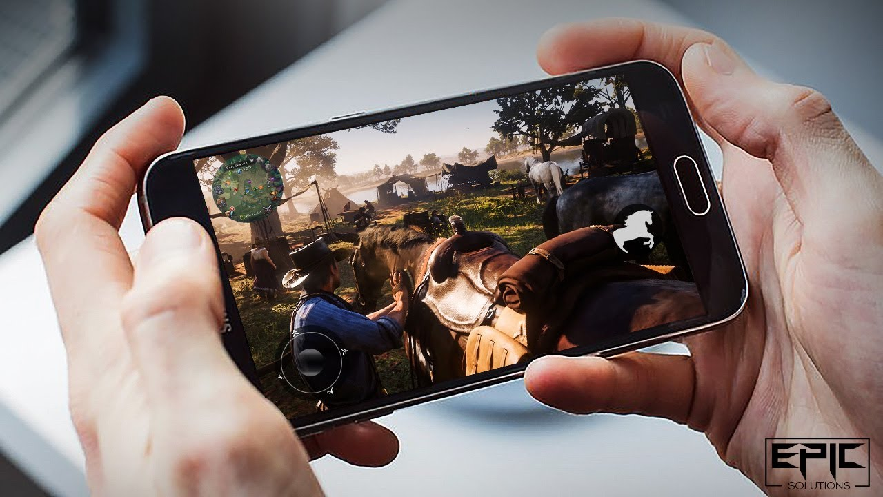 How To Download and Install Red Dead Redemption 2 on Android 2018 🔥  [APK+OBB]