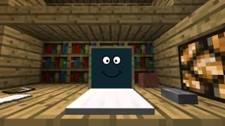 Minecraft Movie: Computer Virus