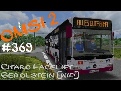 OMSI 2 #369 Gerolstein von/mit citaro2 ☆ Let
